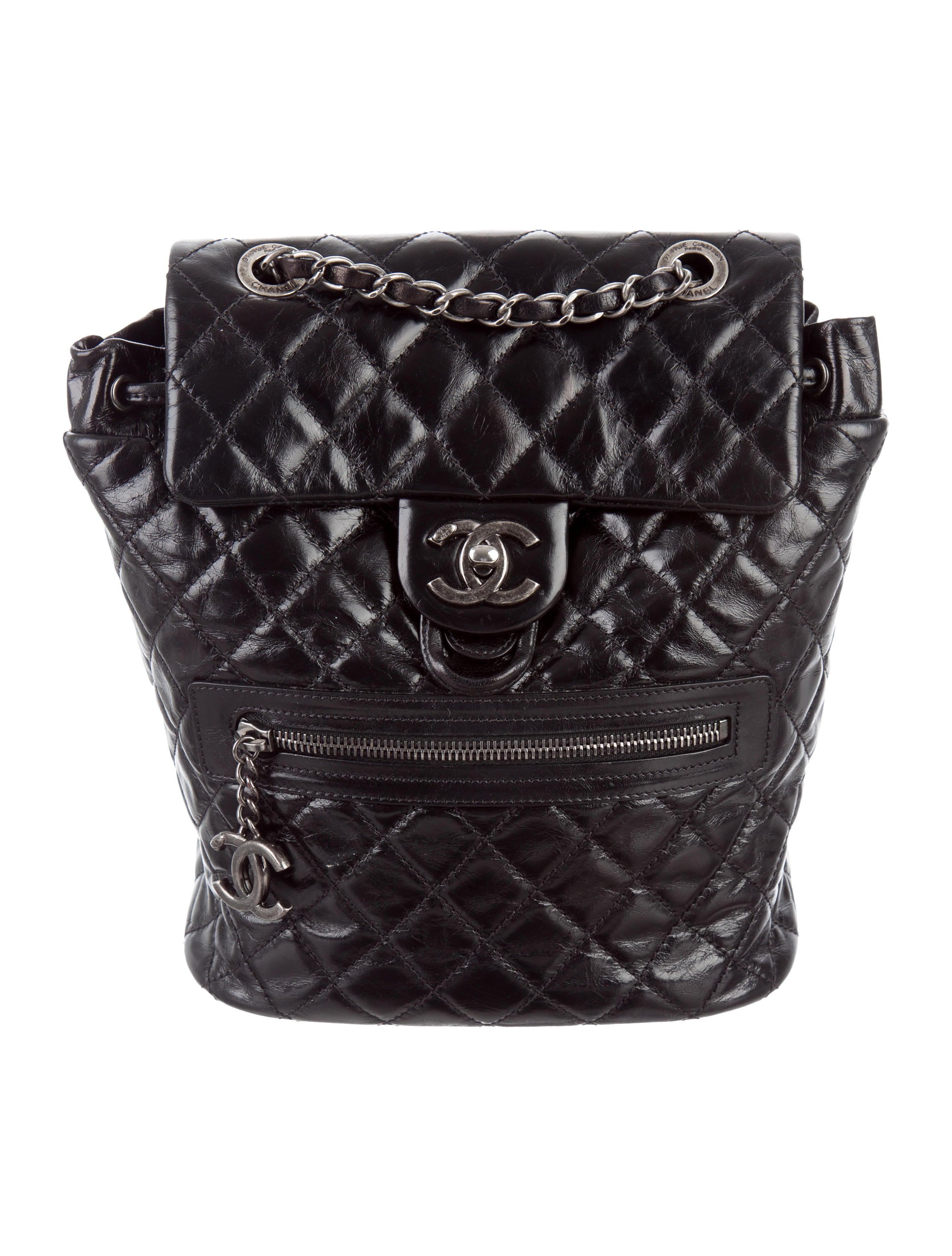 8d0b9e0a9b5e Chanel 2015 Small Paris-Salzburg Mountain Backpack - Handbags ...