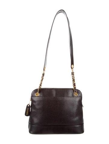 839c5d1ea2 Product Name Chanel Vintage Caviar Shoulder Bag