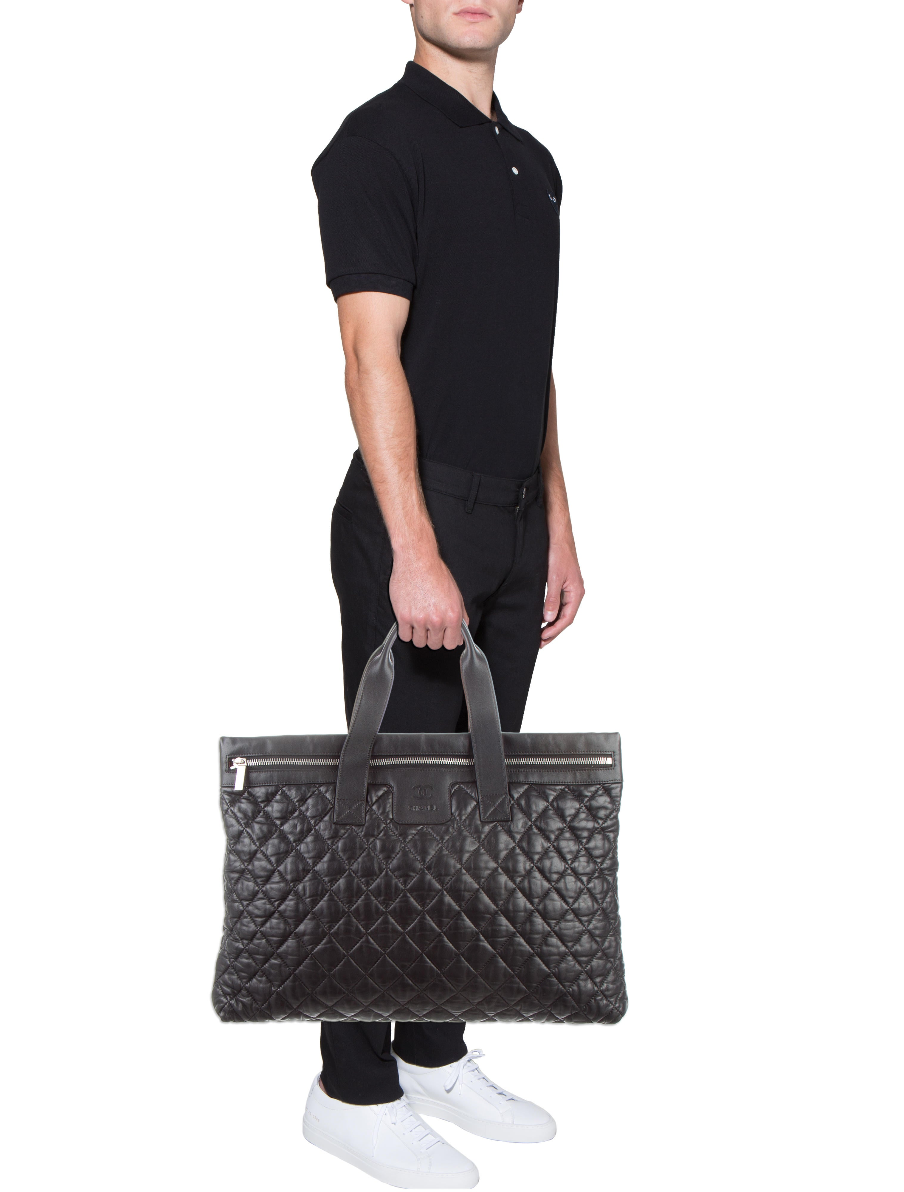 Chanel Coco Cocoon Tote - Bags - CHA209713 | The RealReal