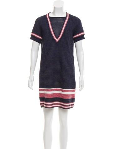 Chanel 2016 Knit Mini Dress None