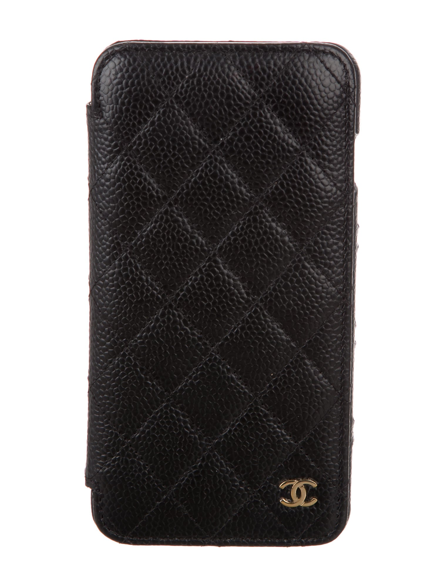 Chanel Quilted iPhone 6 Plus Phone Case - Accessories ...