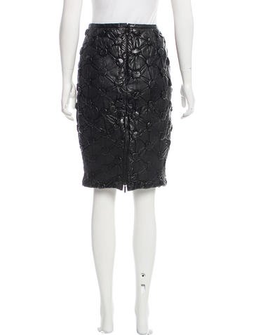 Chanel 2015 Quilted Leather Skirt - Clothing - CHA214841 | The ... : quilted leather skirt - Adamdwight.com