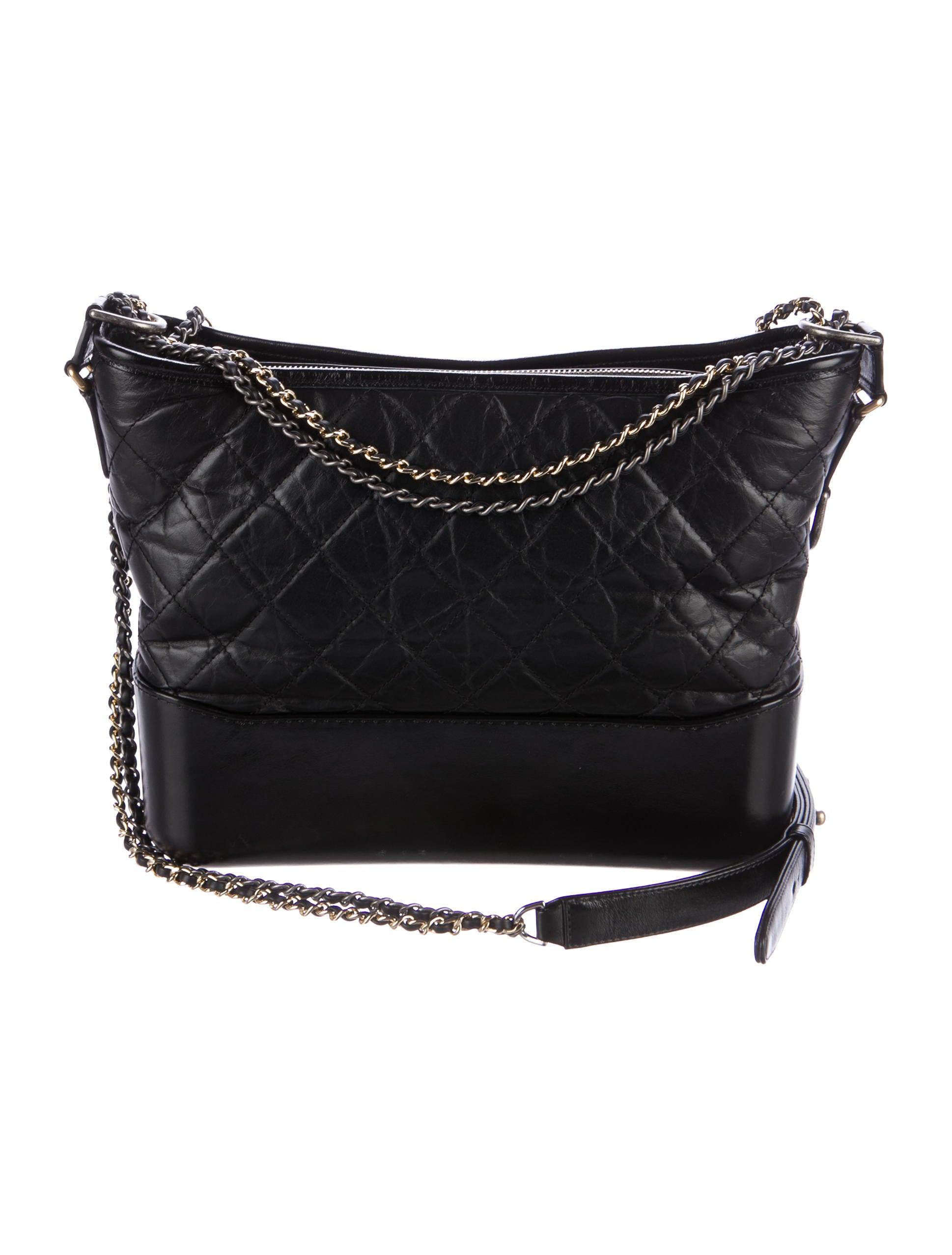 ad41a3f36b1c0e Chanel 2017 Medium Gabrielle Bag - Handbags - CHA216356 | The RealReal