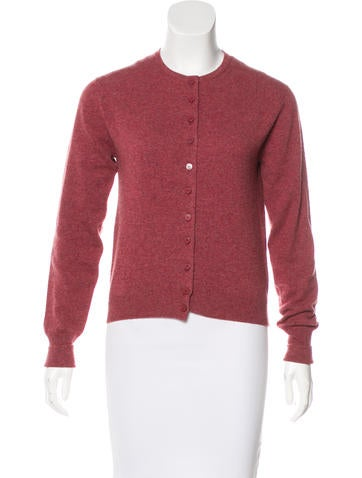 Chanel Vintage Cashmere Cardigan None