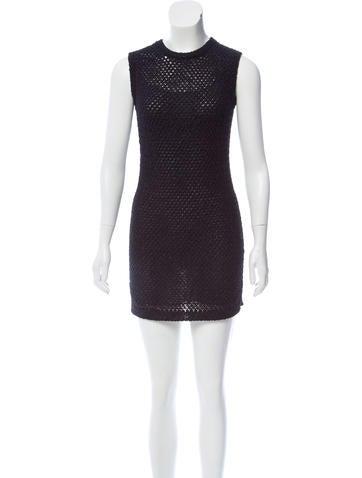 Chanel Knit Mini Dress w/ Tags None