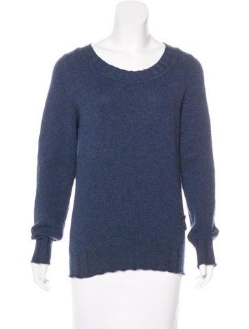 Chanel Cashmere CC Sweater None