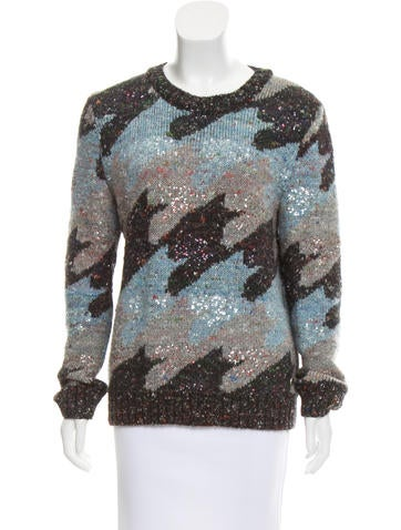 Chanel 2016 Embellished Sweater None