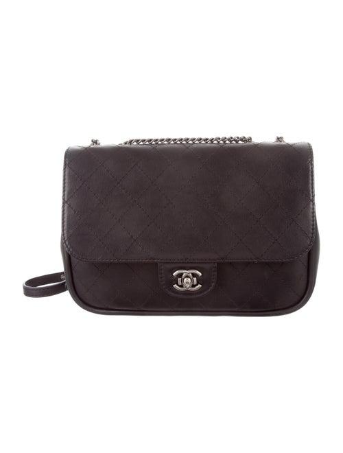 431bb2aa8a28 Chanel Large Calfskin Messenger Bag - Handbags - CHA219478   The ...