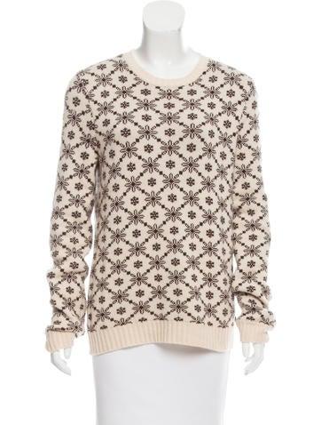 Chanel Cashmere Sweater None