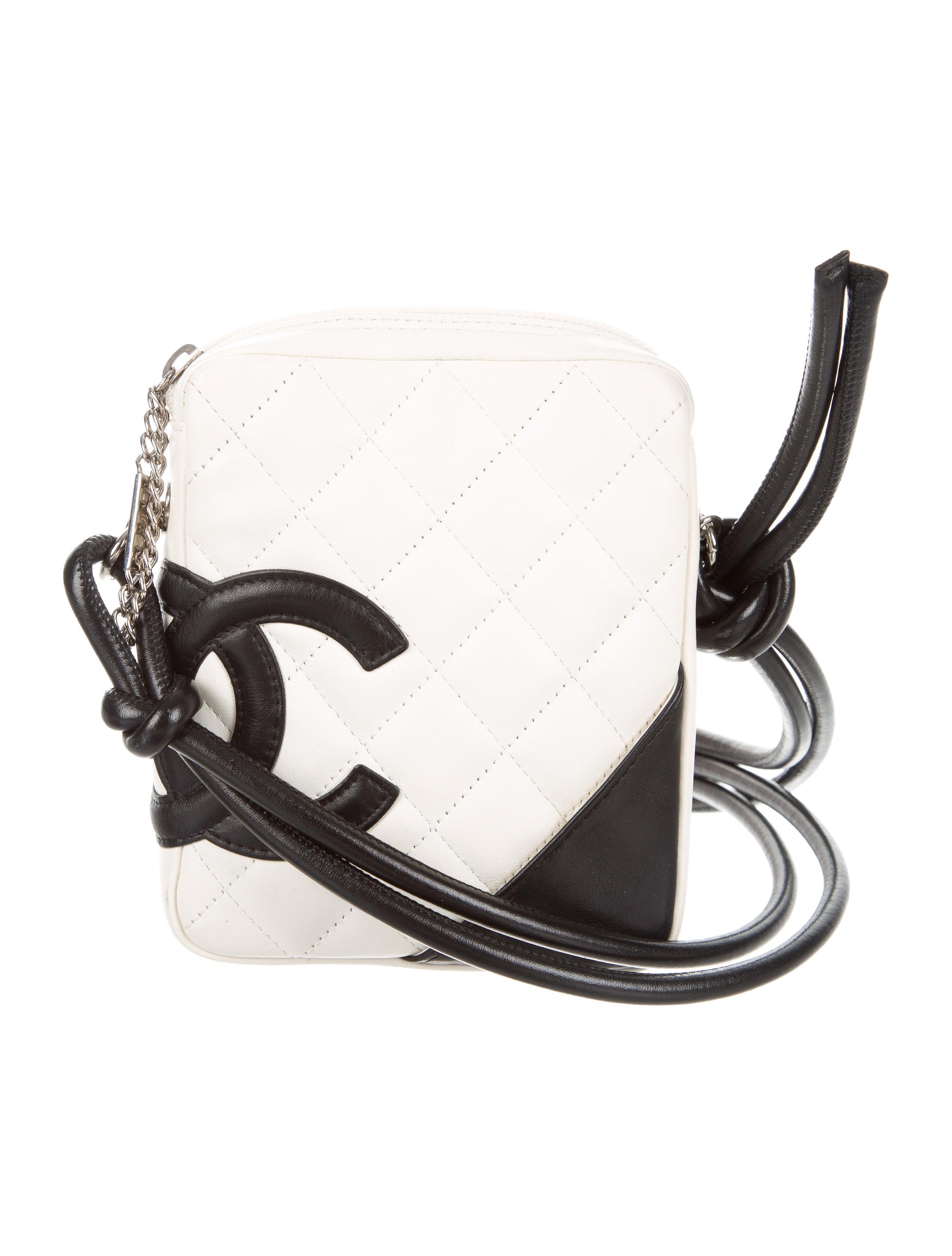 dc11a9363446a1 Chanel Ligne Cambon Crossbody Bag - Handbags - CHA224891 | The RealReal