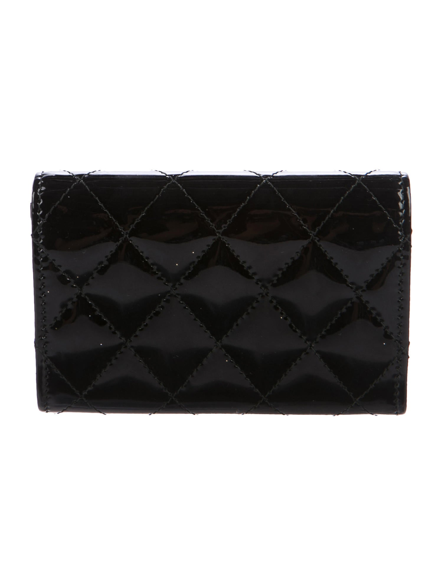Chanel 2016 CC Business Card Holder - Accessories - CHA225249 ...