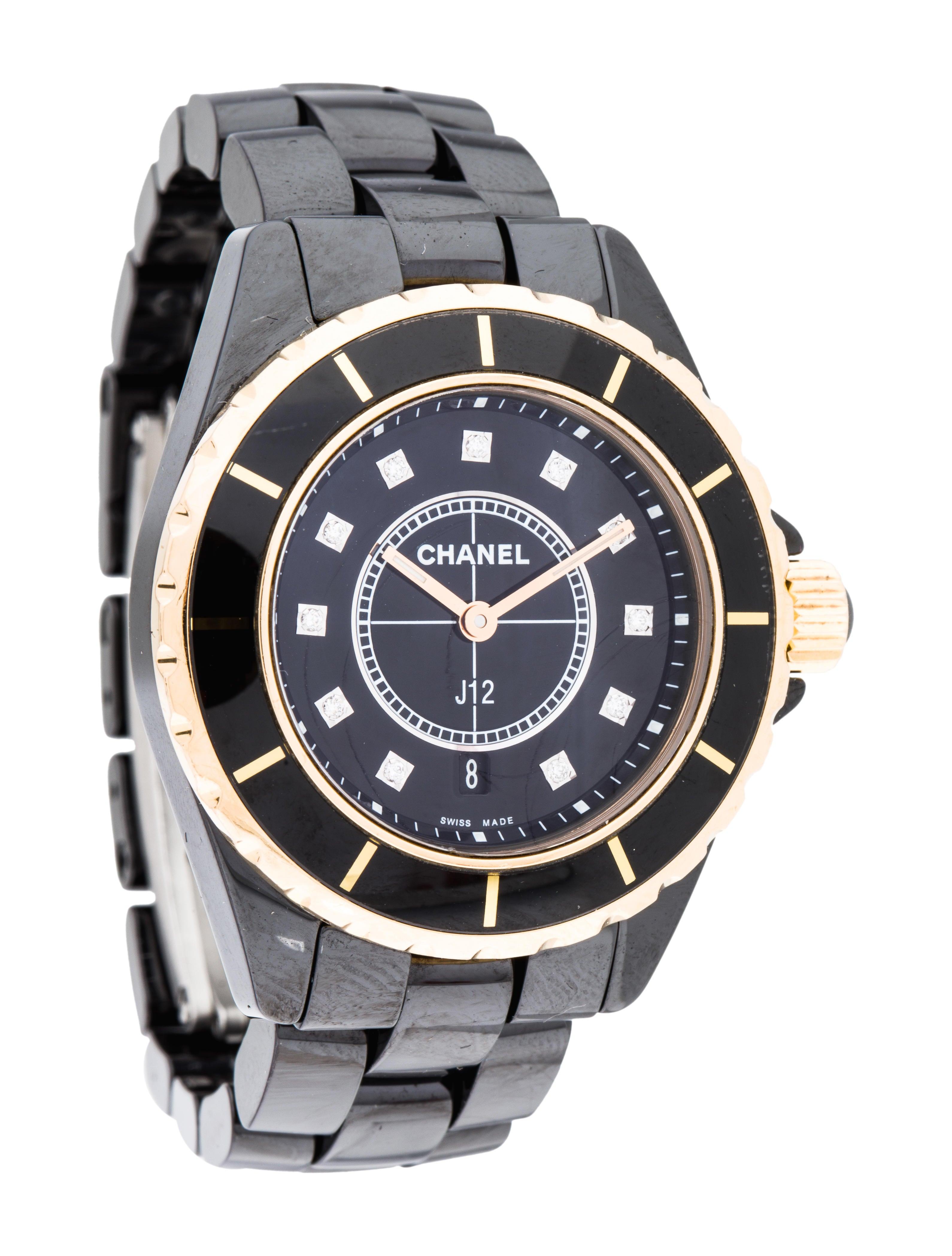 cheaper 0cc4e 78a59 J12 Watch