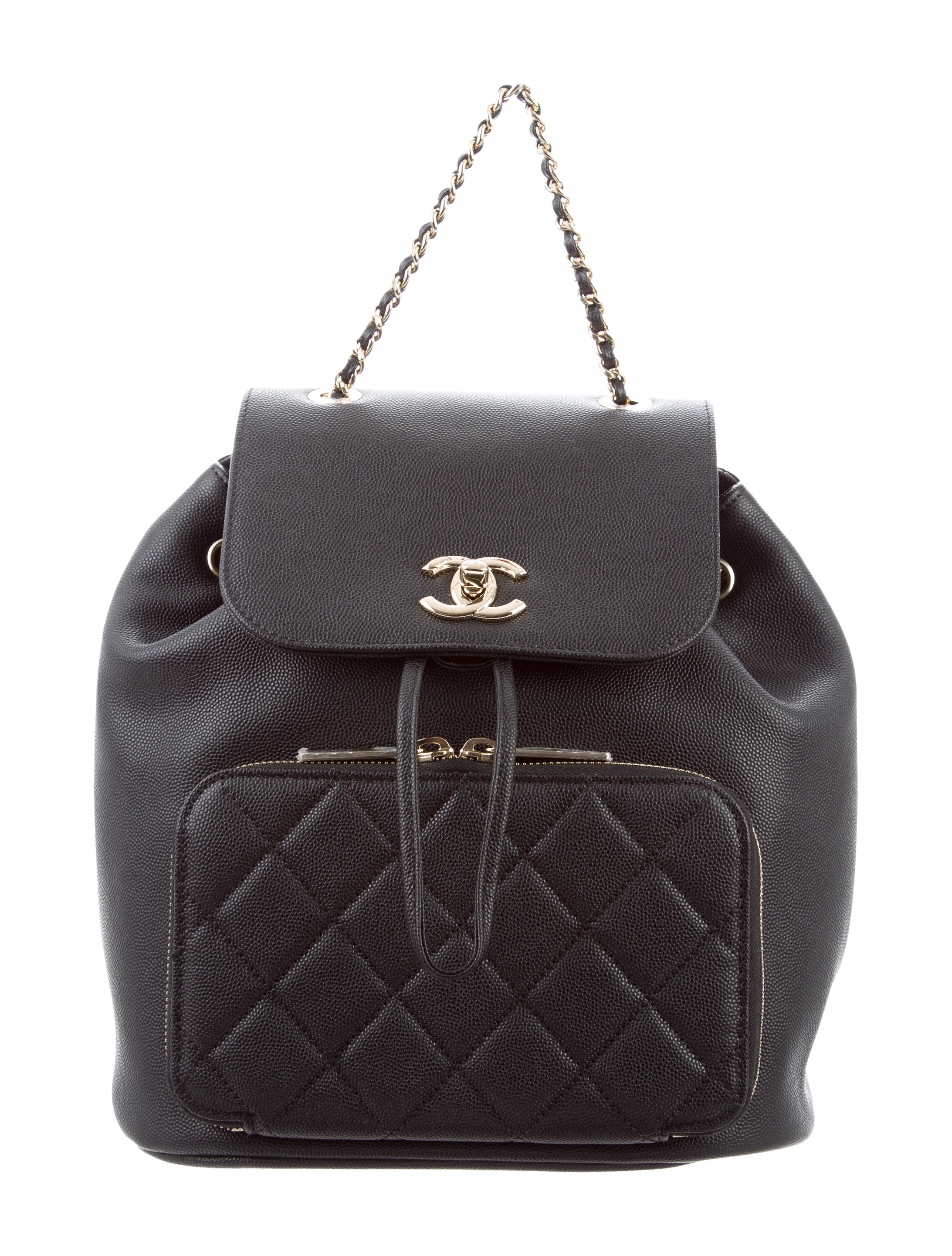 88db2d4e817d Chanel 2017 Business Affinity Backpack - Handbags - CHA227261 | The ...