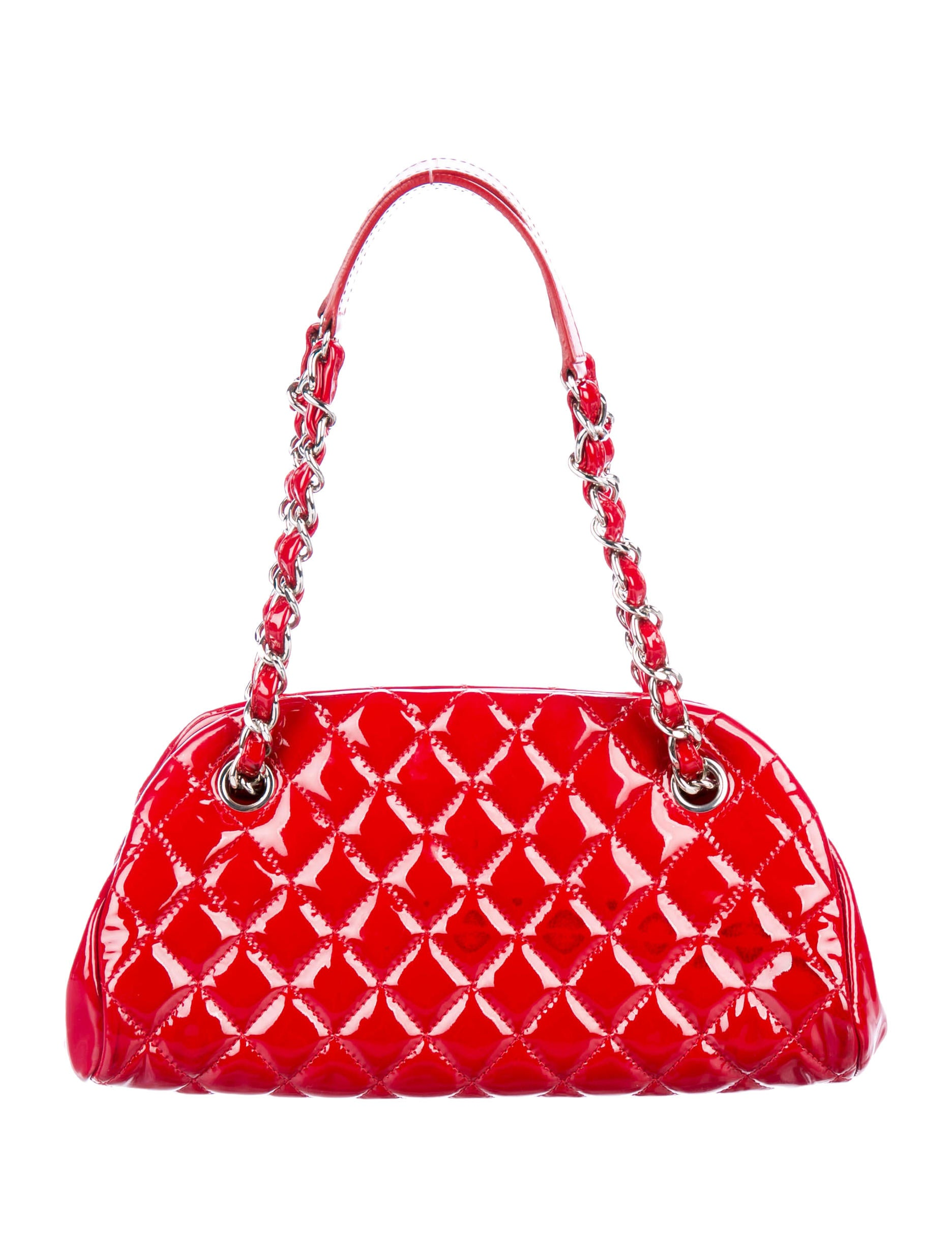 Just Mademoie Small Bowler Bag