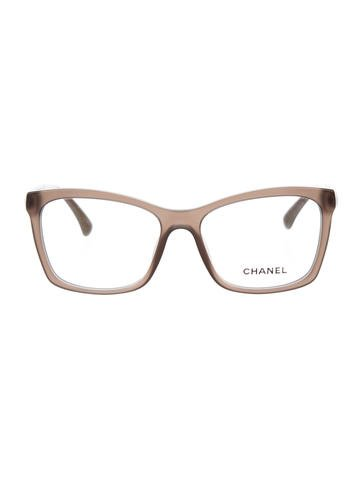 Chanel Eyeglasses Luxury Fashion | The RealReal : chanel quilted glasses - Adamdwight.com