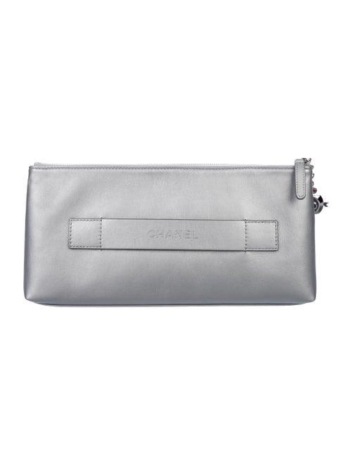 a1d79256e68155 Chanel 2017 Cambon Keyboard Clutch - Handbags - CHA229231 | The RealReal