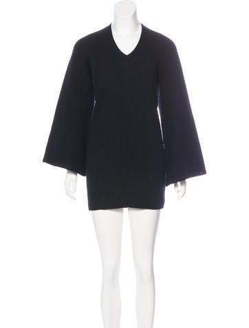 Chanel Cashmere Knit Dress None