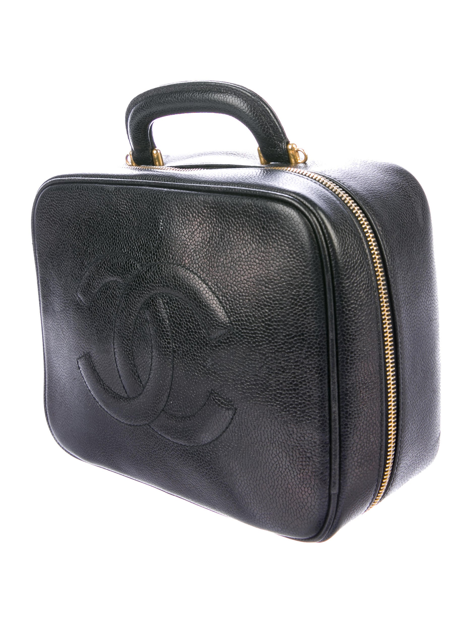 Chanel Vintage Timeless Vanity Case - Accessories ...