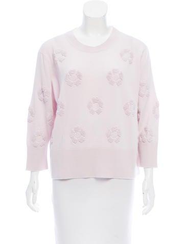 Chanel 2017 Cashmere Sweater None