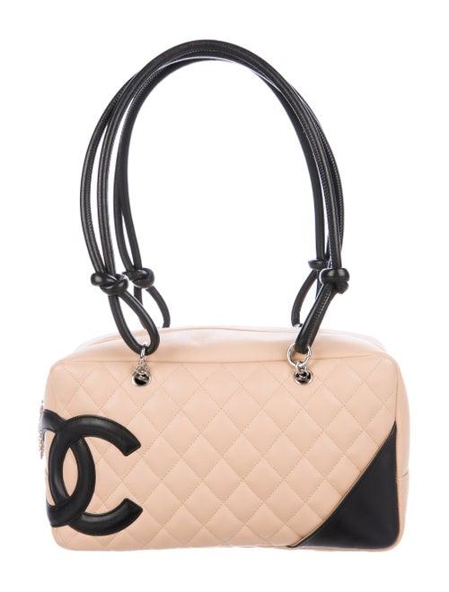 3c9b6c0223ed Chanel Ligne Cambon Bowler Bag - Handbags - CHA232064