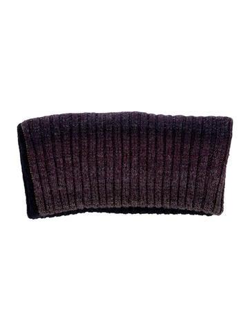 Chanel Knit Headband None