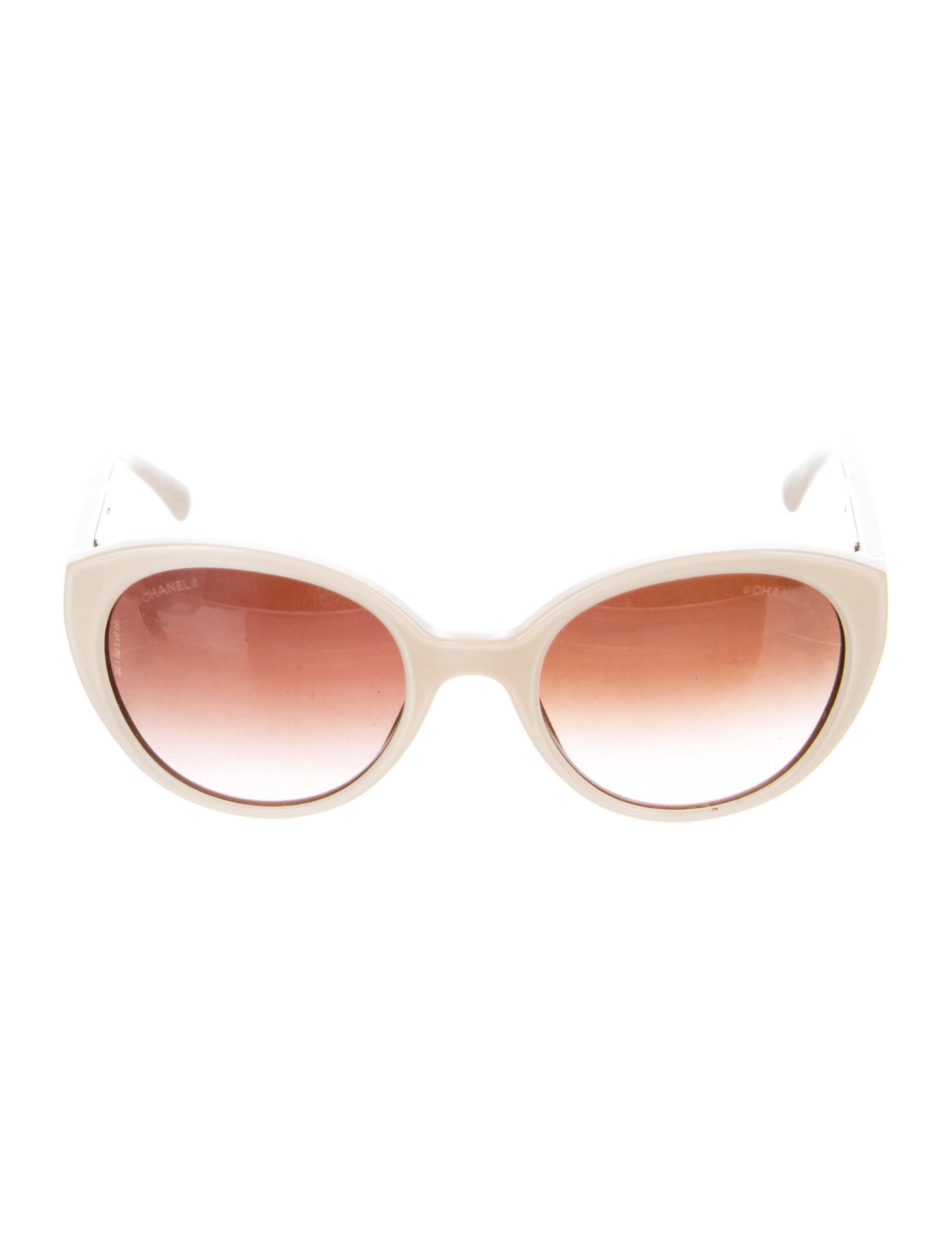 c4bdf413277fc Chanel CC Cat-Eye Sunglasses - Accessories - CHA235684