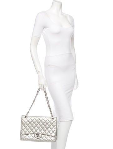 Jumbo Flap Bag