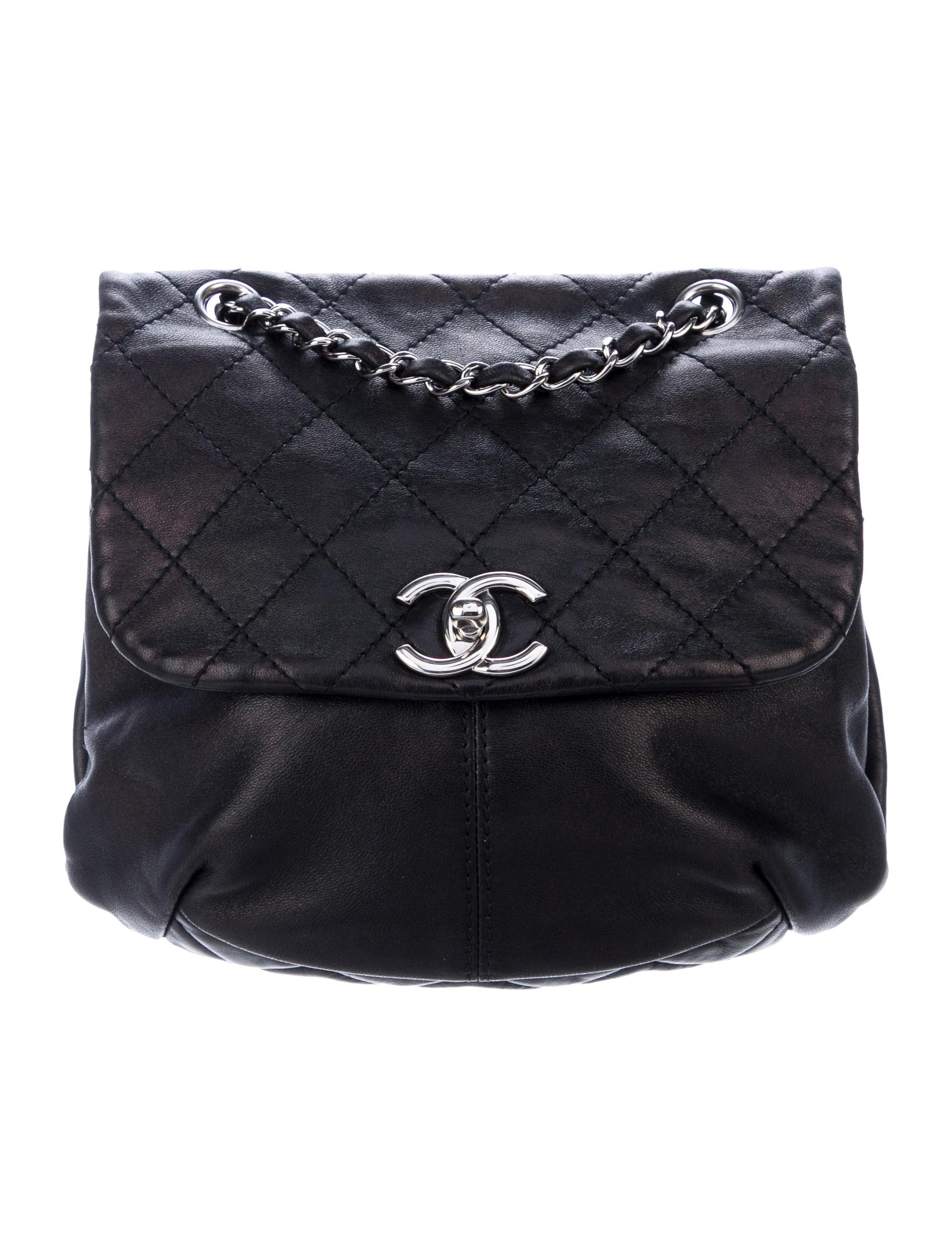 dab63396b3fa29 Chanel Small Trianon Messenger Bag - Handbags - CHA239657 | The RealReal