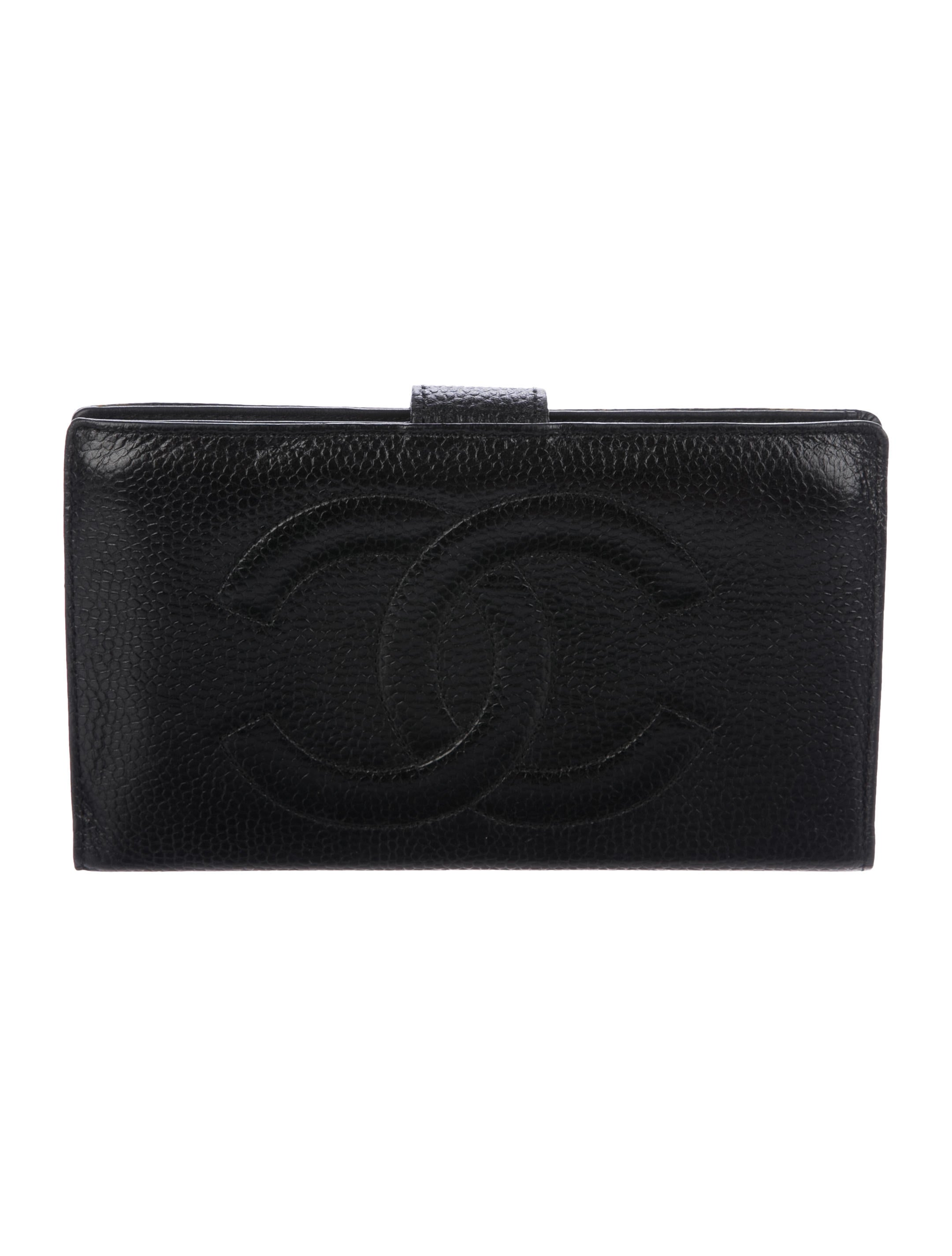 Chanel Vintage Timeless French Purse Wallet - Accessories ...