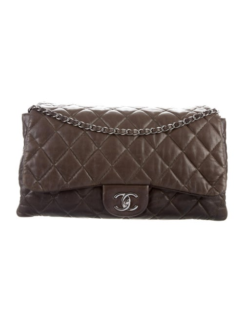fa60e7fb2392 Chanel Jumbo 3 Accordion Flap Bag - Handbags - CHA244644