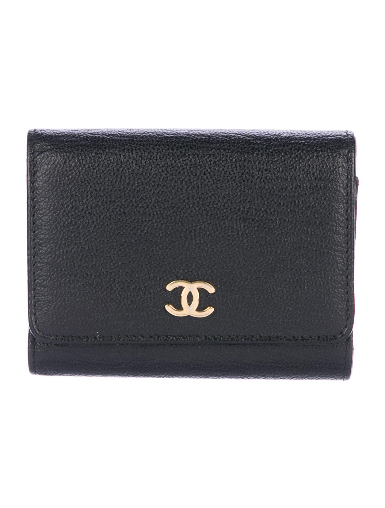 Chanel CC Business Card Holder - Accessories - CHA245581 | The RealReal