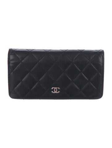 Quilted Yen Wallet