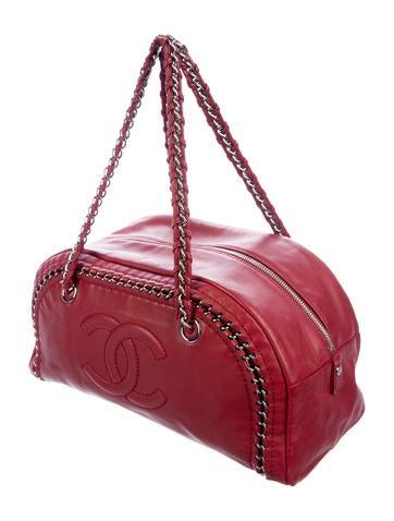 Medium Luxe Ligne Bowler Bag