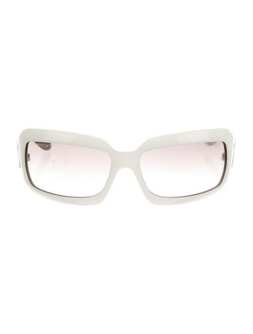 a39452c4c396 Chanel Lizard CC Sunglasses - Accessories - CHA259147 | The RealReal