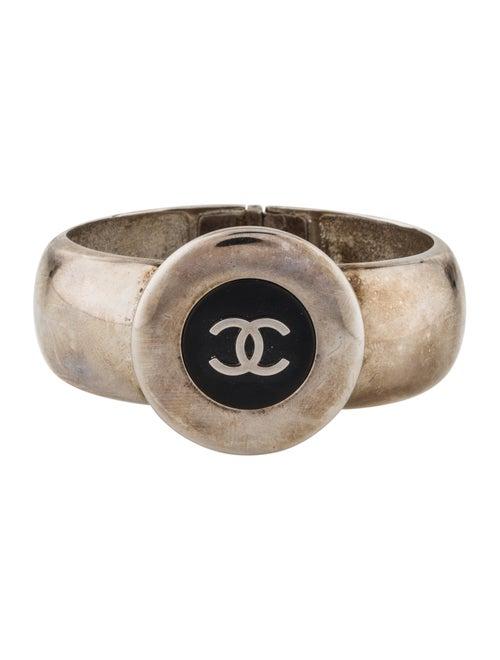 e990d00e644 Chanel Resin CC Cuff - Bracelets - CHA261131