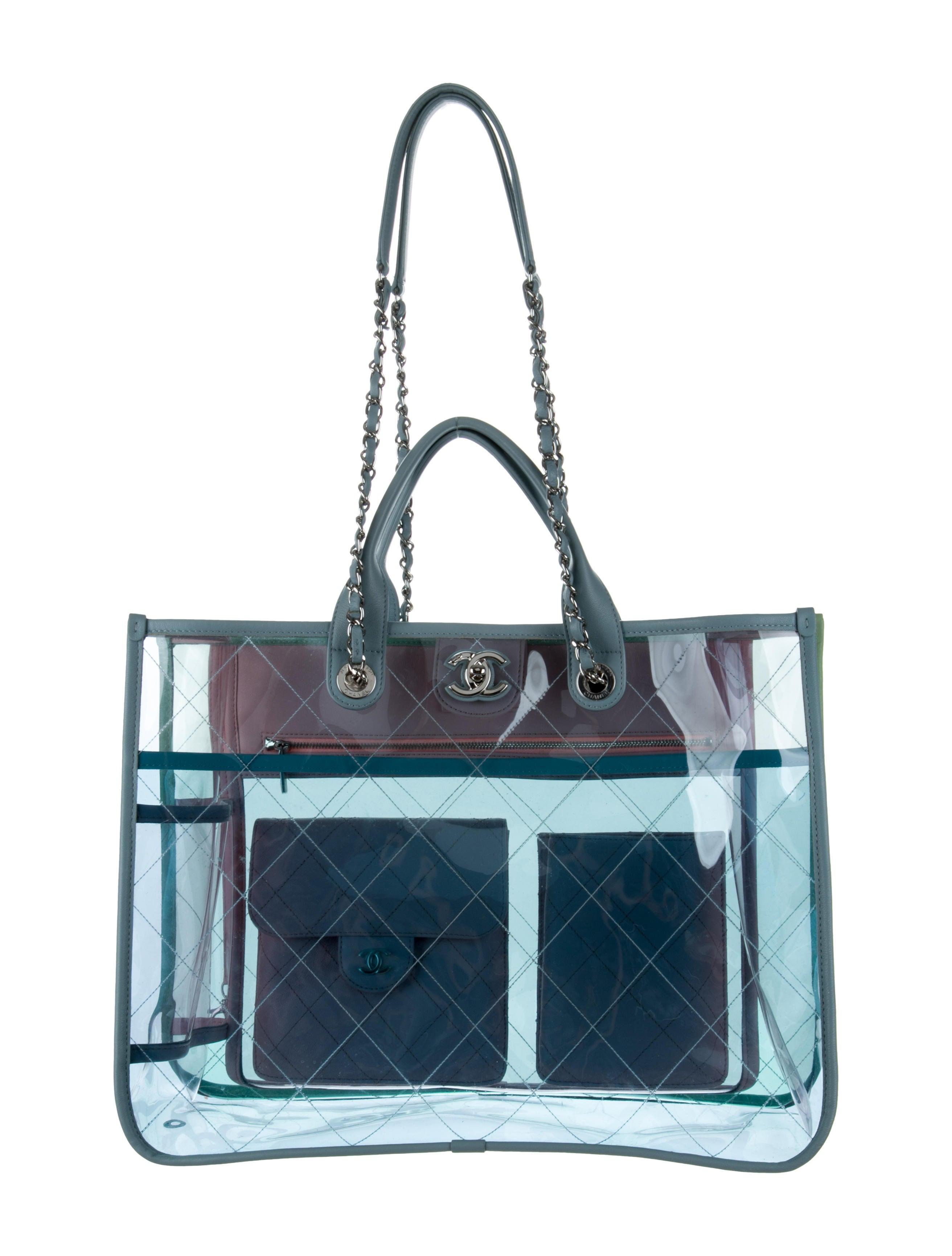 b32b71f34d23 Chanel 2018 Large Coco Splash Tote - Handbags - CHA264041