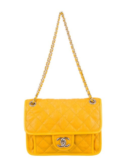 53ed235ce7 Chanel French Riviera Medium Flap Bag - Handbags - CHA26939 | The ...
