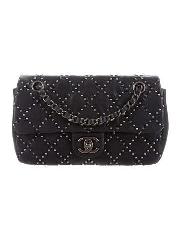 Product Name Chanel Small Metal Beauty Flap Bag