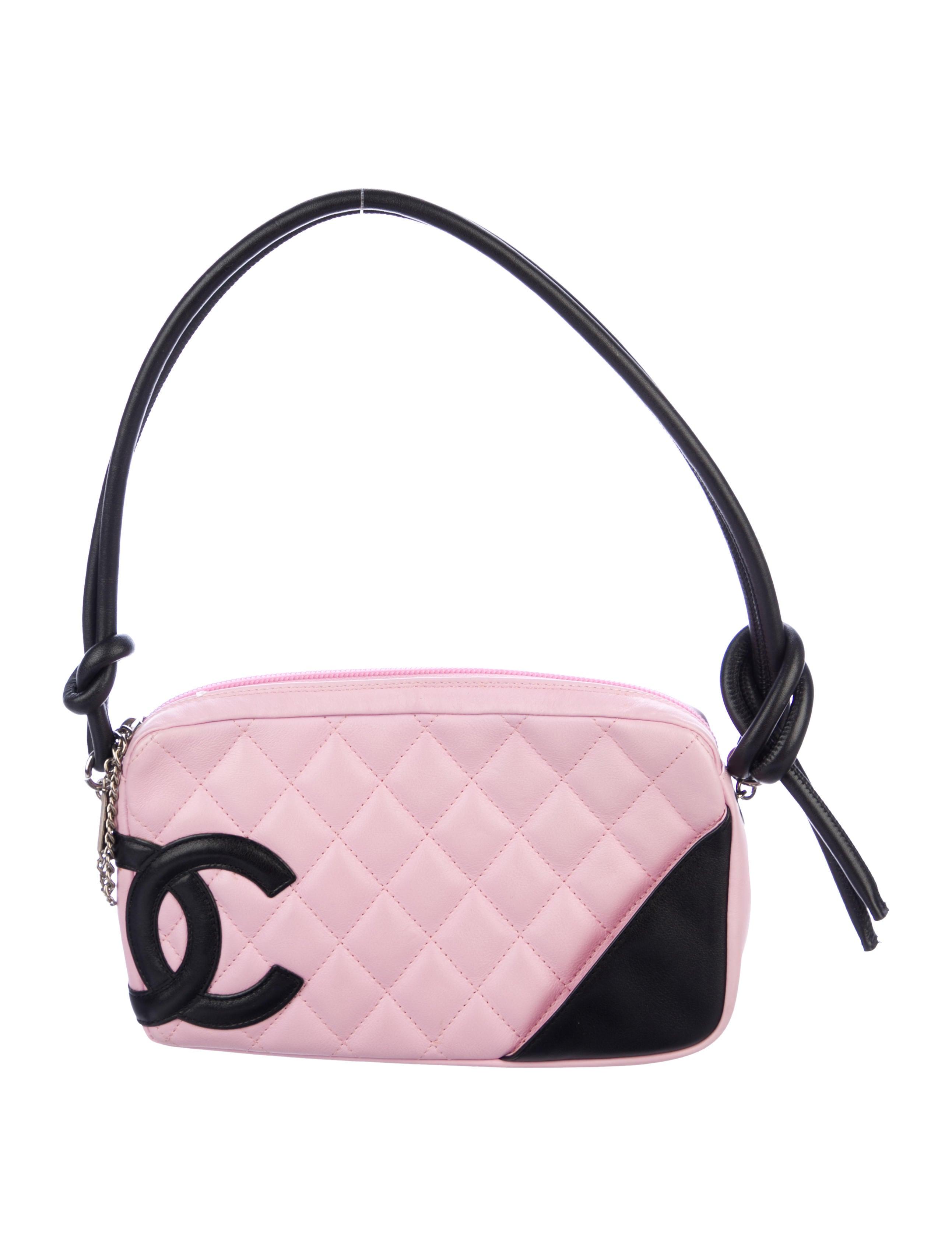 7d93983cde9d9b Chanel Ligne Cambon Pochette - Handbags - CHA273023 | The RealReal