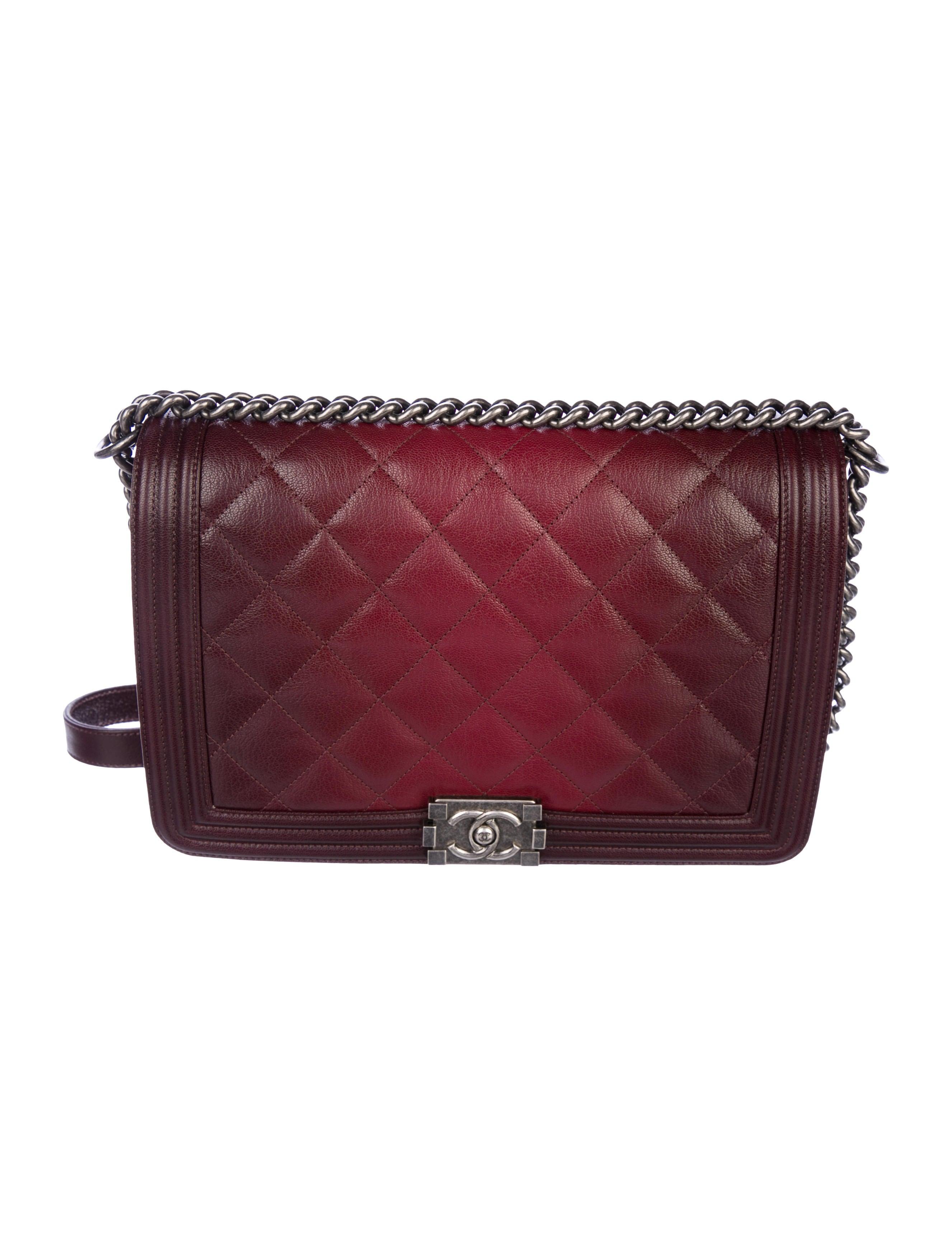 97c7f0054da375 Chanel Medium Plus Cube Boy Bag - Handbags - CHA323850 | The RealReal