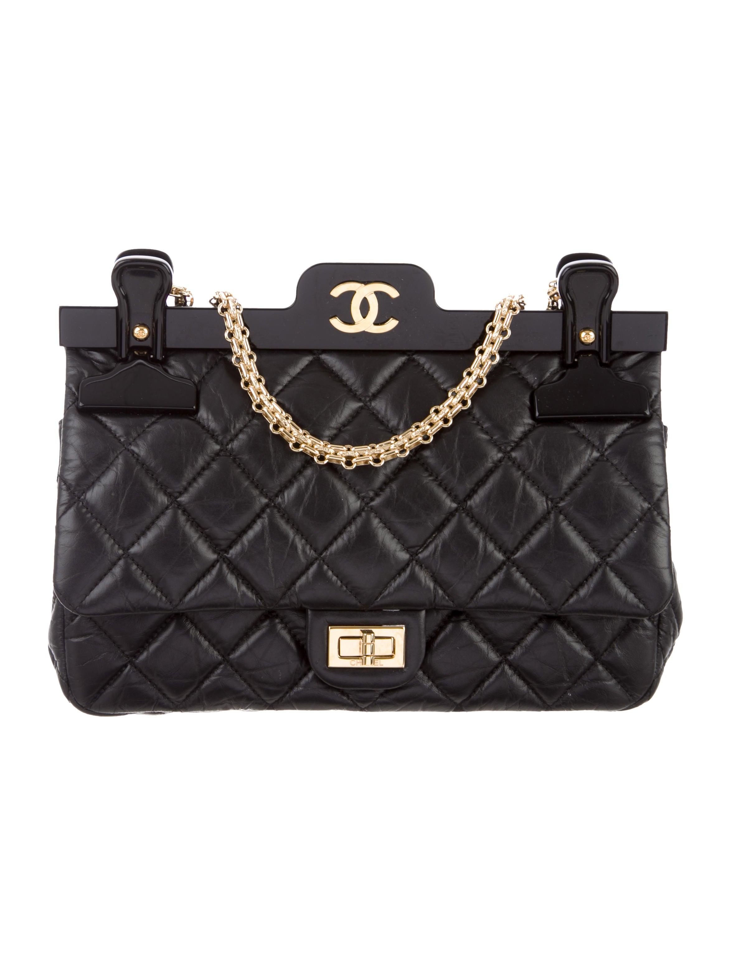 ee8683042f6f Chanel 2.55 Reissue Large Hanger Flap Bag - Handbags - CHA275370 ...