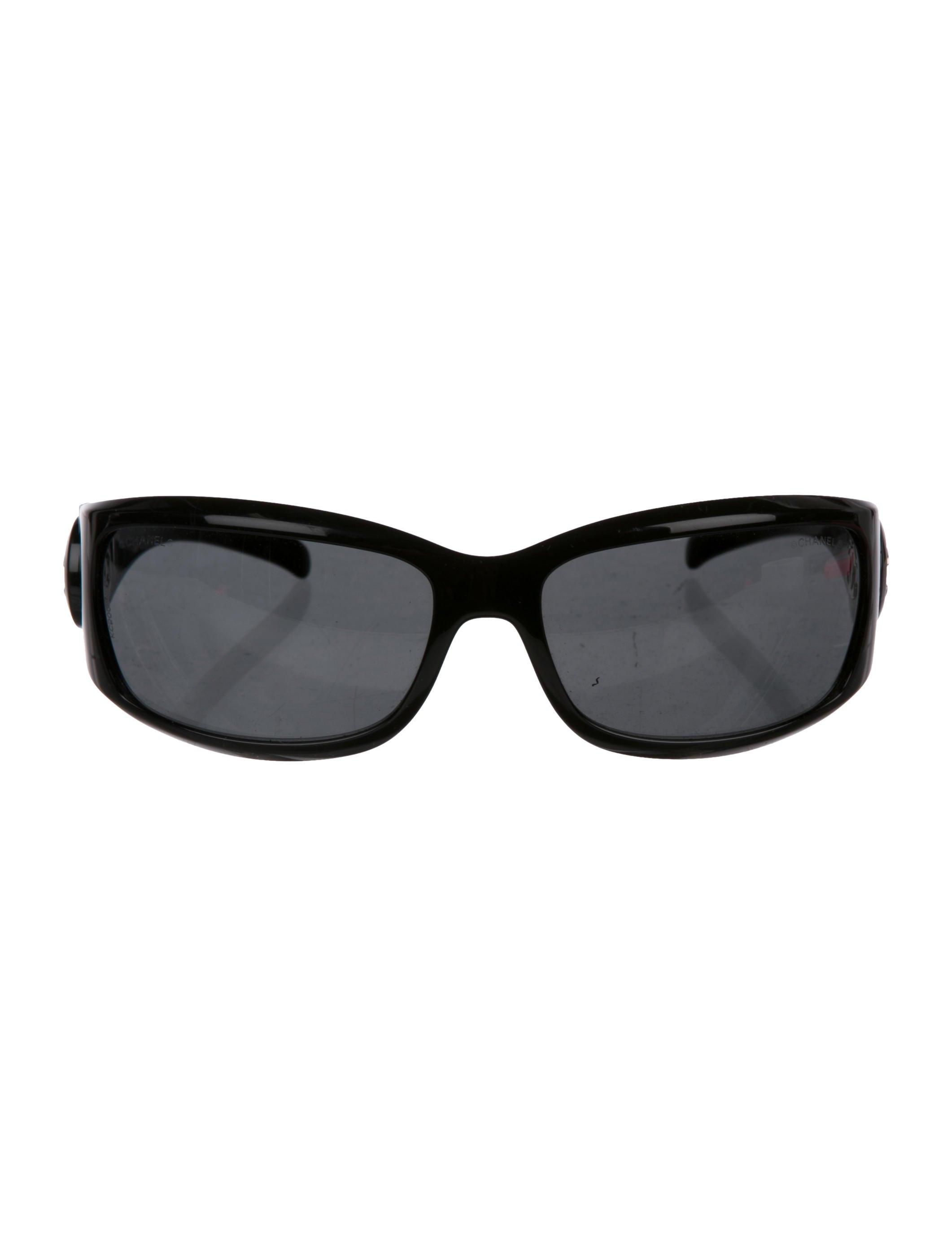 6da27e122b Chanel Tinted CC Sunglasses - Accessories - CHA275570