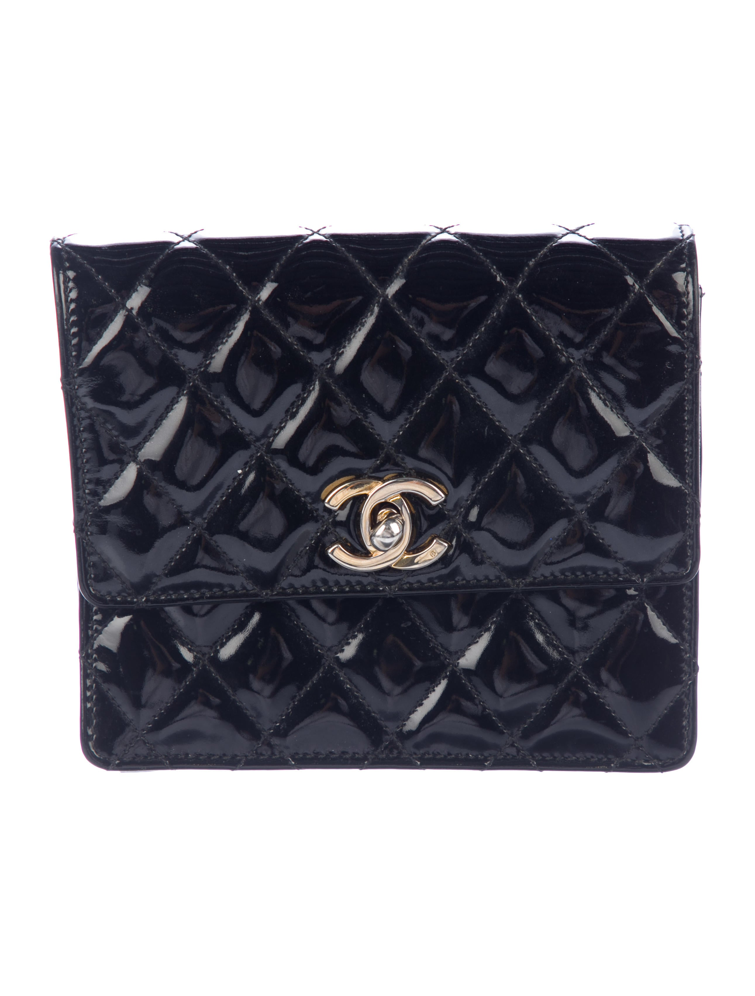 08f95c67bbf4 Chanel Vintage CC Waist Bag - Handbags - CHA276073 | The RealReal