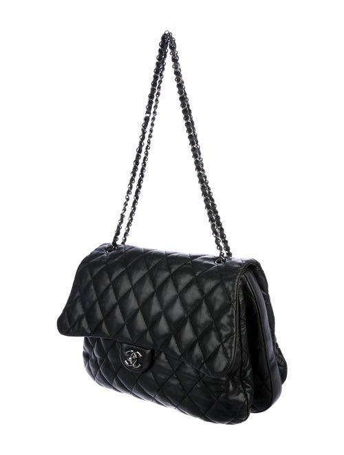 354cea19c6c2a6 Chanel Maxi 3 Accordion Flap Bag - Handbags - CHA280425 | The RealReal