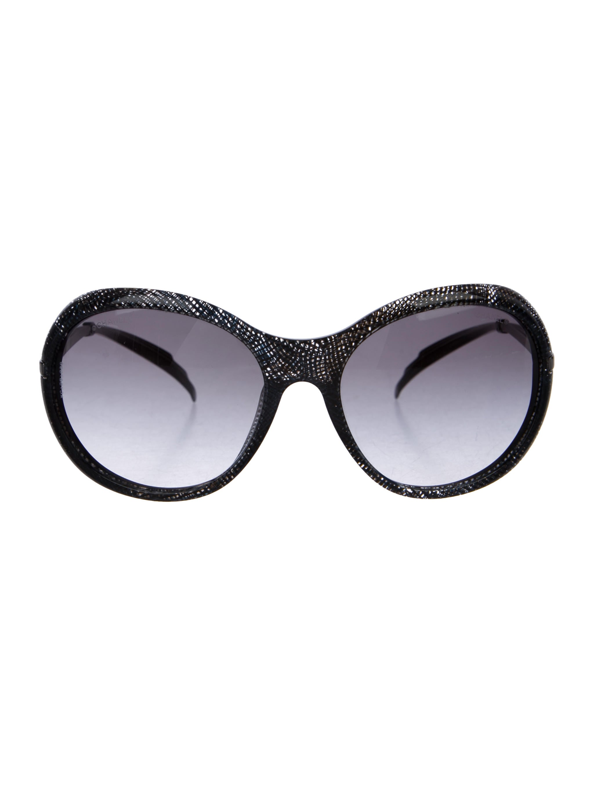 Chanel Gradient Round Sunglasses - Accessories - CHA280653 ...