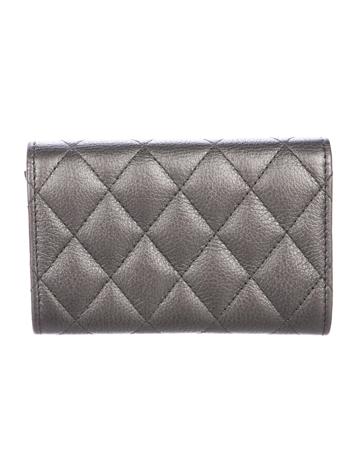 Chanel 2017 Reissue Business Card Holder Accessories Cha285296