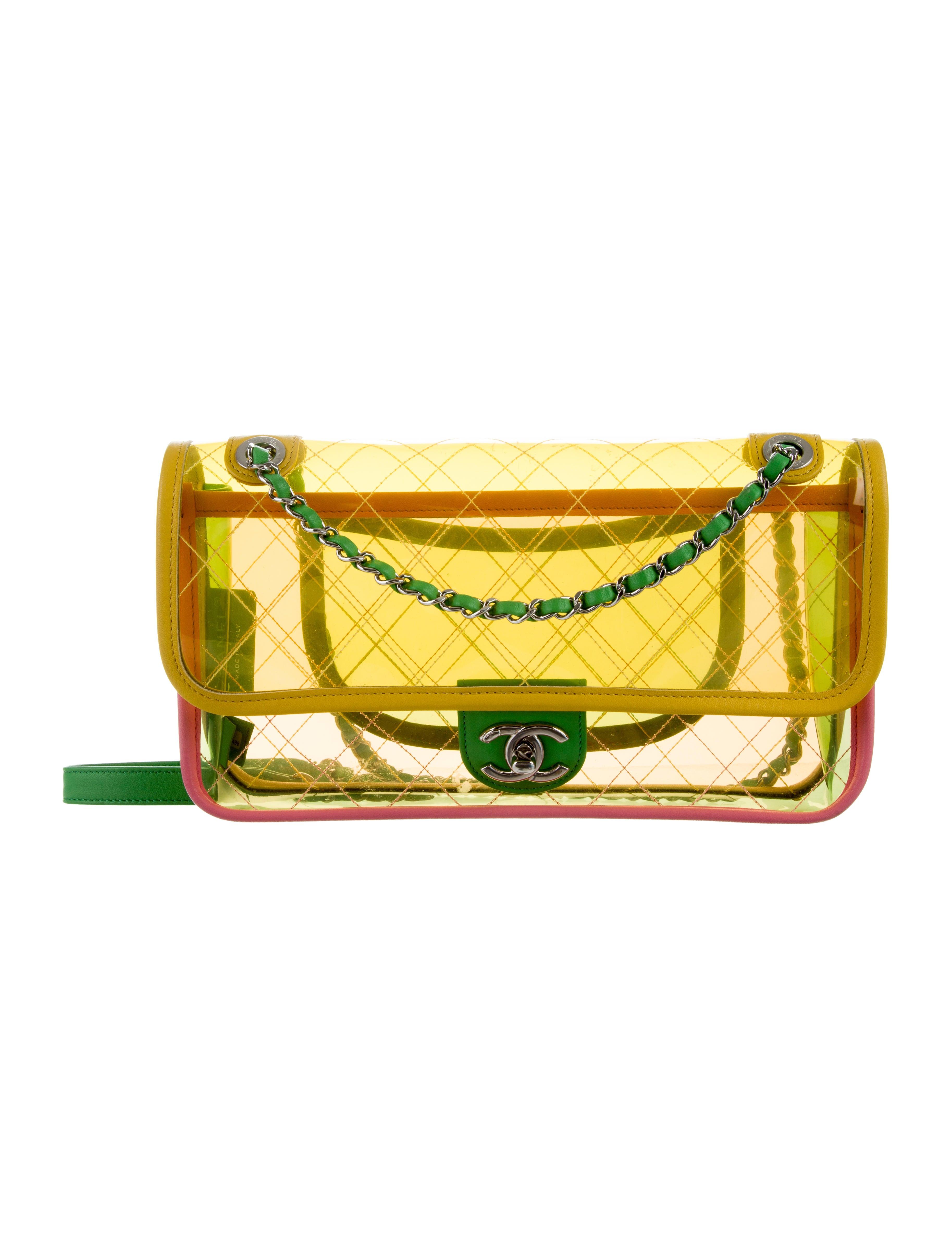 1b6e2165ddd2 Chanel 2018 Coco Splash Flap Bag - Handbags - CHA286950 | The RealReal