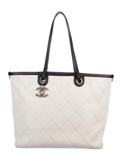 8962ac1bf06b Chanel Small Shopping Fever Tote - Handbags - CHA291686   The RealReal