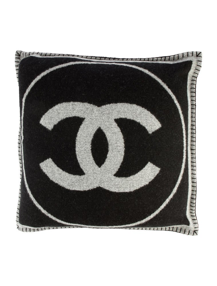 Chanel CC Pillow - Pillows And Throws - CHA29429 The RealReal