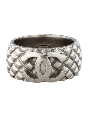 Quilted CC Ring